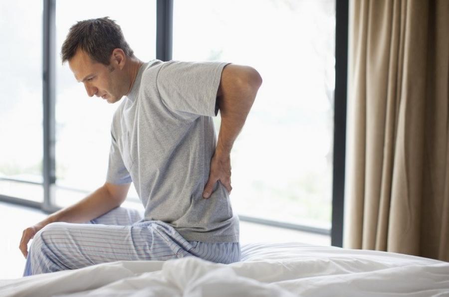 Moguće izvore od bolova u leđima
