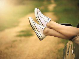 koraka za zdrave noge