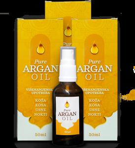 Pure Argan Oil - u apotekama - iskustva - gde kupiti - cena - Srbija