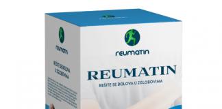Reumatin - Srbija - gde kupiti - iskustva - cena - u apotekama